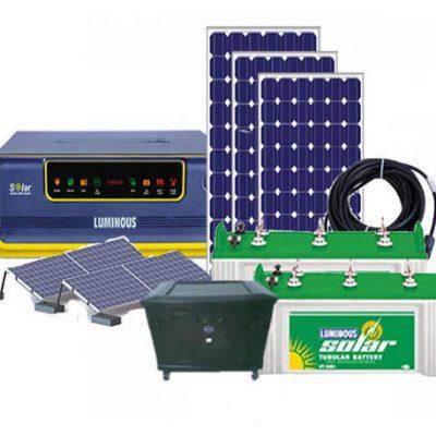 Backup Power & Renewable Energy